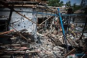 House in Israel Destroyed by Hamas Rocket (14713208821)