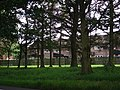 Housing at Bramcote Barracks seen from Bazzard Road.jpg
