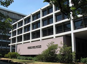 Florey Institute of Neuroscience and Mental Health - The Howard Florey Institute, pictured in 2006
