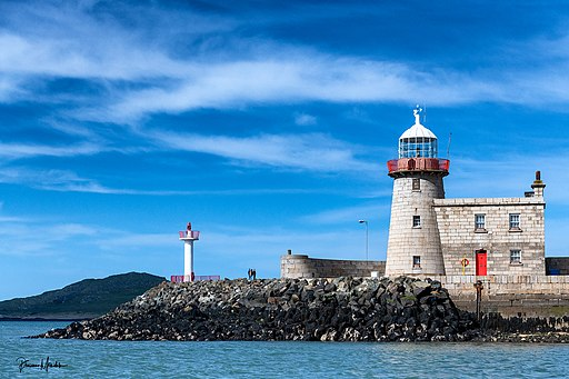 Howth Harbour Lighthouse, Howth Harbour