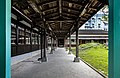 Hualien Railway Culture Park, corridor outside of the main exhibition hall, Hualien City, Hualien County (Taiwan) (ID UA09602000652).jpg