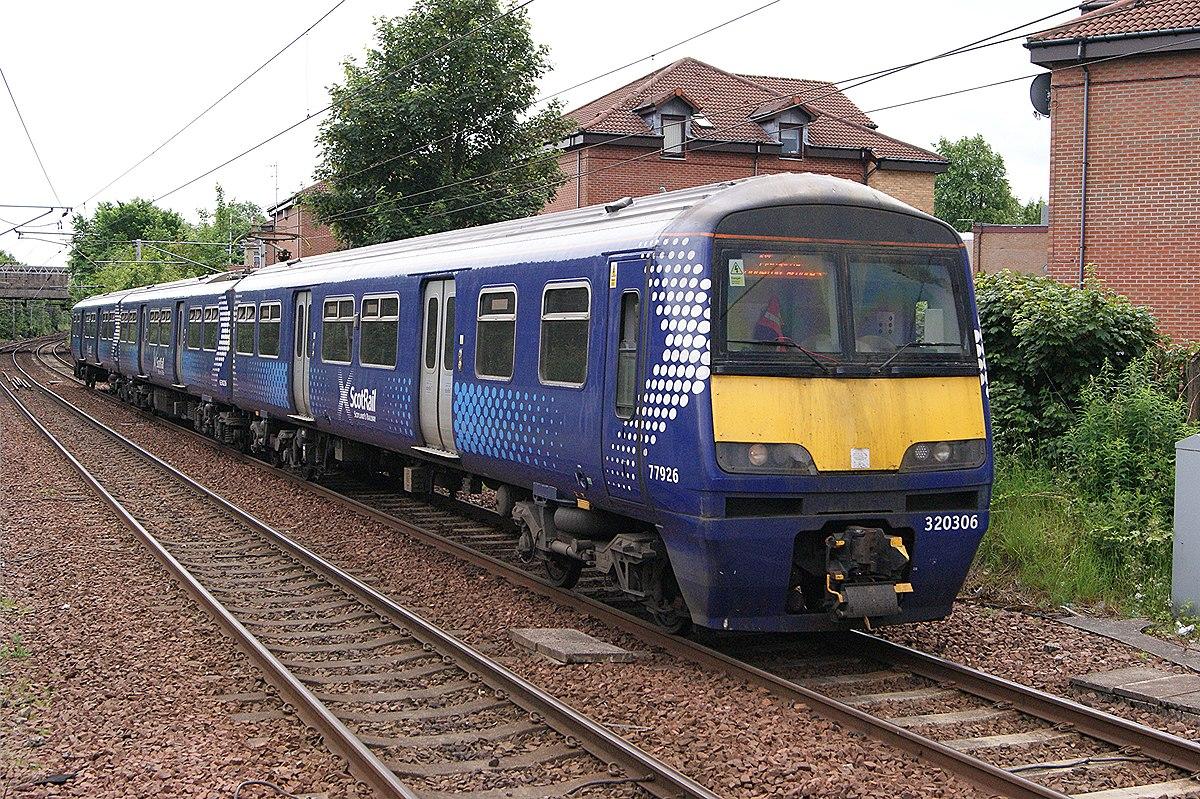 British Rail Class 320 Wikipedia