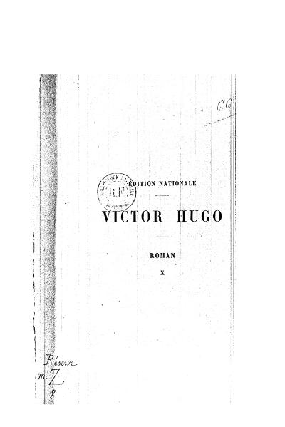 File:Hugo - Les Travailleurs de la mer Tome I (1891).djvu