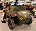 Humber Armoured Car Mark I at the Tank Museum, Bovington.jpg