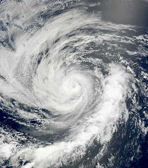 2008 Pacific hurricane season - Image: Hurricane Boris 2008 July 1st
