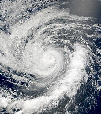 2008 Pacific hurricane season - Image: Hurricane Boris 2008 July 1st