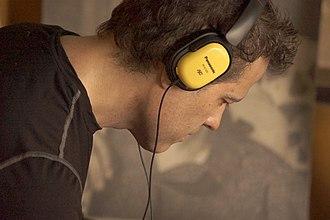 Ian Brennan (music producer) - Brennan recording in Cambodia in 2015.