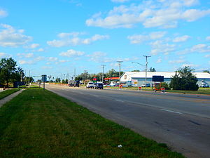 Illinois Route 47 - IL 47 through Morris