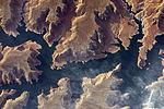 ISS-43 Lake Powell, Glen Canyon, Utah.jpg