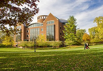 Illinois Wesleyan University - The Ames Library