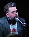 Iain Lee Hosting The Rabbit Hole Show (cropped).jpg