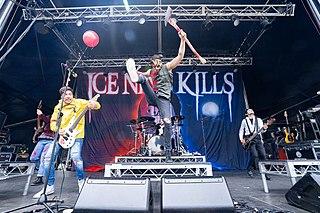 Ice Nine Kills American metalcore band