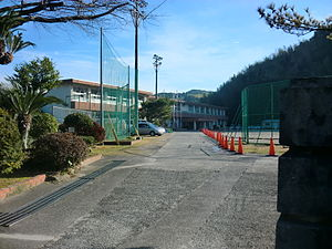 Ichikikushikino Seikan Junior high school.JPG