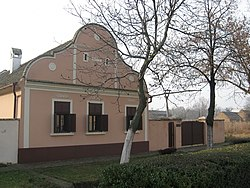 Mihajlo Pupin's birth house