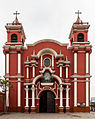 Iglesia Santa Rosa, Lima, Perú, 2015-07-28, DD 09.JPG