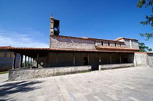 Church of Santiago de Gobiendes - Image: Iglesia de Santiago (Gobiendes)