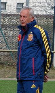Ignacio Quereda Spanish association footballer