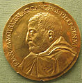 Ignoto, johann zamoyski, cancelliere di polonia, oro, 1598.JPG