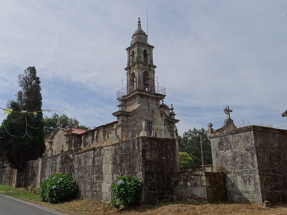 Igrexa Grixoa, San Amaro