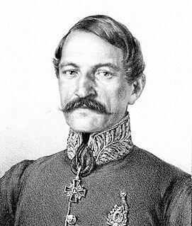 Ilija Garašanin Serbian politician