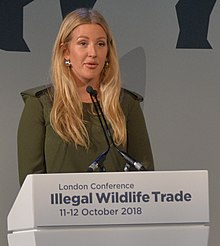 Illegal Wildlife Trade Conference London 2018 (43433001240) (cropped).jpg