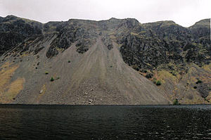 Southern Fells - Illgill Head and the Wastwater Screes