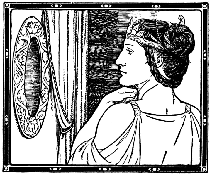File:Illustration at page 201 in Europa's Fairy Book.png DescriptionIllustration from a book of fairy tales from Europe, translated into english