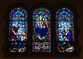 Immaculate Conception Church (Columbus, Ohio) - stained glass, Comforter of the Afflicted, Health of the Sick, Refuge of Sinners.jpg