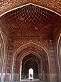Inde Uttar Pradesh Agra Taj Mahal MausoleeJawab Interieur Voute - panoramio.jpg