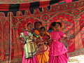 India - Sights & Culture - Traditional dancing in a village festival 03 (4038866711).jpg