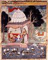 Indian - Ragini Bhairavi - Walters W875.jpg