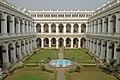 Indian Museum, Courtyard, Kolkata, India.jpg