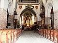 Inowrocław, kościół par. p.w. św. Mikołaja - wnętrze kościoła a.JPG
