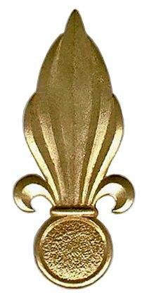 Insigne de béret légion Type 1