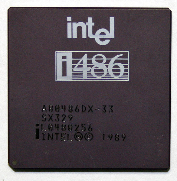 File:Intel 80486DX-33.jpg