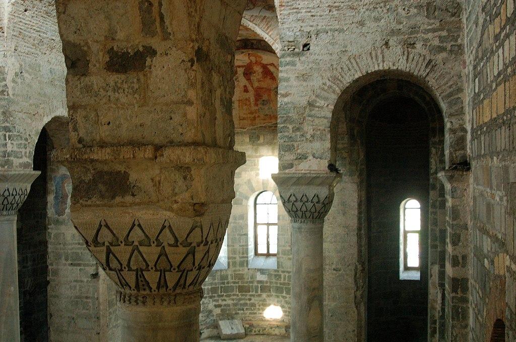 File:Interior of the Hagia Sophia, Trabzon.jpg - Wikimedia ...