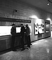 Interior of the Zion Museum space with visitors looking at exhibits. ; ZION Museum and Archives Image ZION 8745 ; ZION 8745 (594e5ab703184dfab26536bb13c448e9).jpg