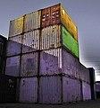 Intermodal containers in Etobicoke, Ontario.jpg