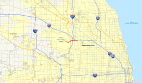 Interstate 190 (Illinois) map.png