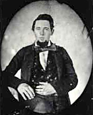 Isaac Russell - Early image of Isaac Russell