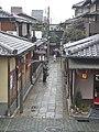 Ishibei-koji by Ilpo's Sojourn in Gion, Kyoto.jpg