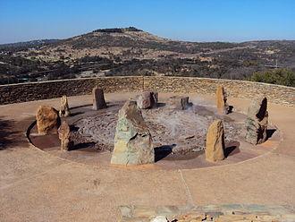 Freedom Park (South Africa) - Isivivani - Freedom Park. Pretoria, South Africa