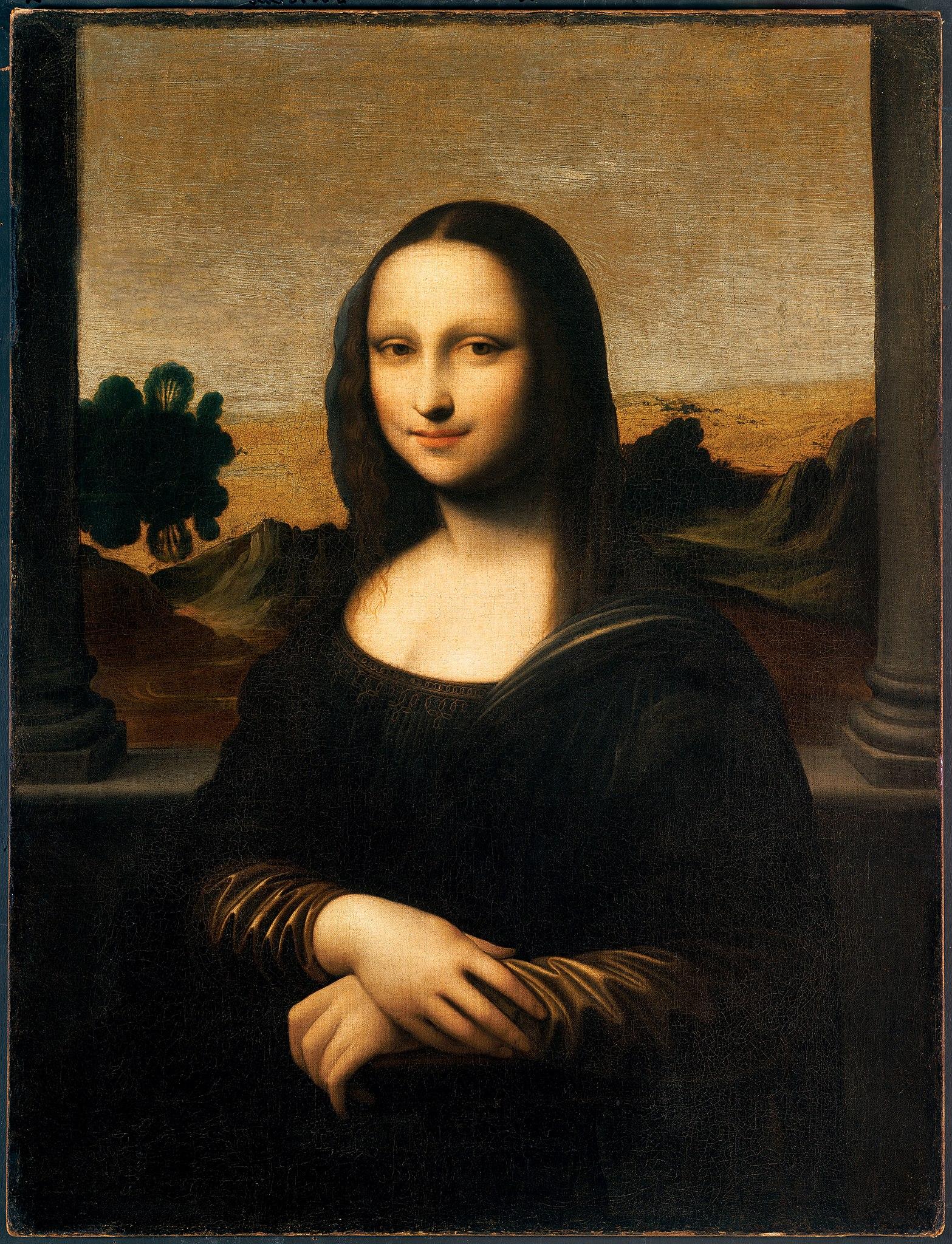 The Second Mona Lisa