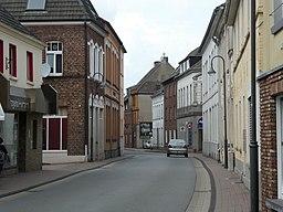 Minervastraße in Isselburg