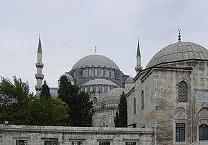 Istanbul - Süleymaniye camii - Foto G. Dall'Orto 26-5-2006 - 00.jpg