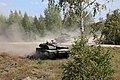 Italian Army - 4th Tank Regiment - Ariete tanks in Latvia 2019.jpg