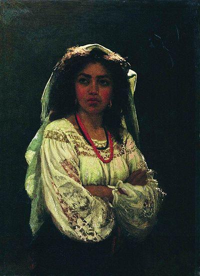 https://upload.wikimedia.org/wikipedia/commons/thumb/8/8c/Italian_woman_by_Repin.jpg/400px-Italian_woman_by_Repin.jpg