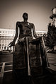 Iuliu Maniu statue, Bucharest - DS8 9815 01.jpg