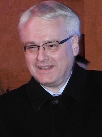 Croatian presidential election, 2009–10 - Image: Ivo Josipovic 15012012 2