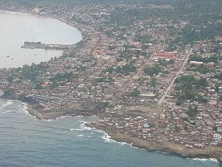 Jérémie Commune in GrandAnse, Haiti